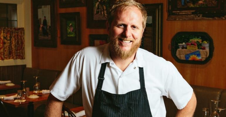 Chef Jacques Larson