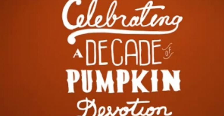 Video: Starbucks teases return of Pumpkin Spice Latte
