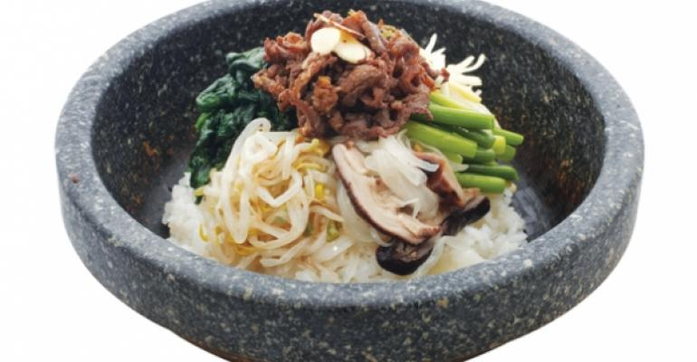Consumers' taste for Korean cuisine grows
