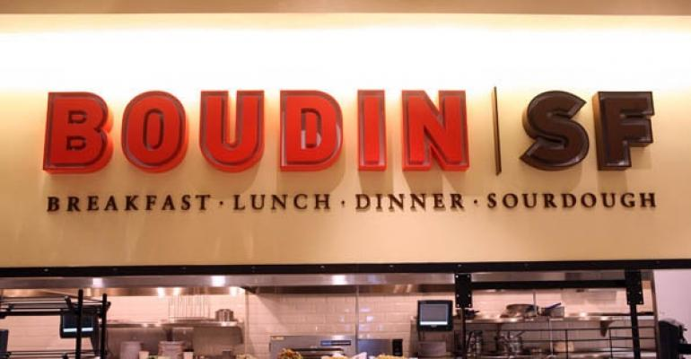 Andre Boudin Bakeries CEO steps down