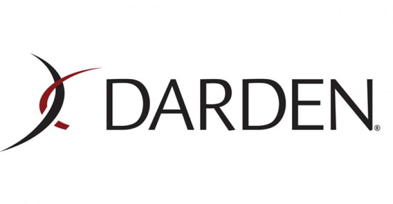 Darden's 1Q net income drops 36.6%