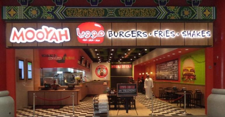 Mooyahs first international unit in Dubai