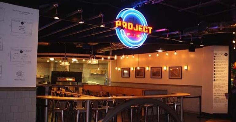 MOD Pizza, Project Pie name new executives