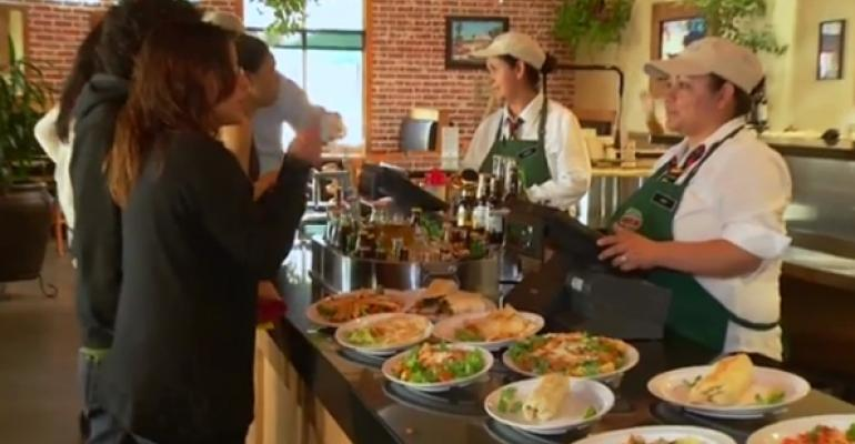 Video: L.A. initiative helps restaurants boost healthfulness