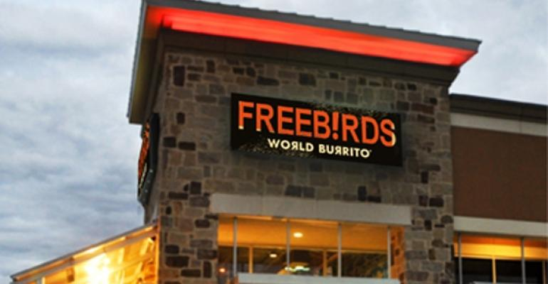Tavistock purchased Freebirds World Burrito in 2007