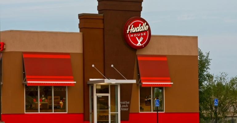 Huddle House names new CMO