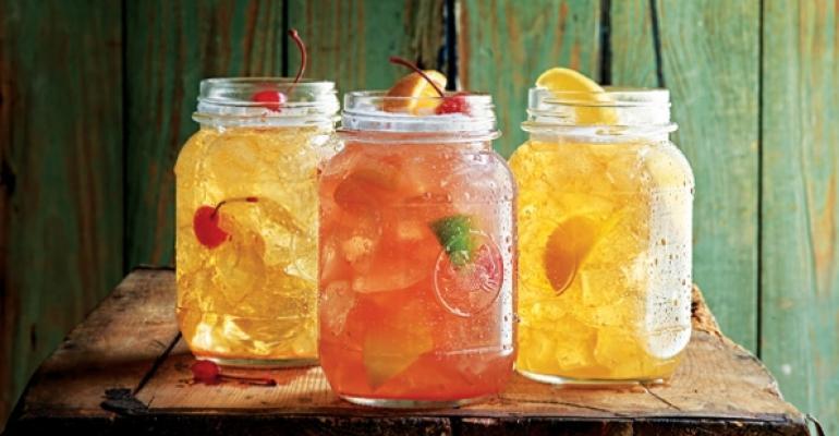 Restaurants develop cocktails that complement