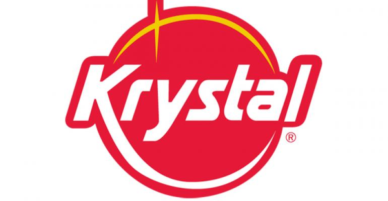 Krystal has named named Gary Clough chief operating officer