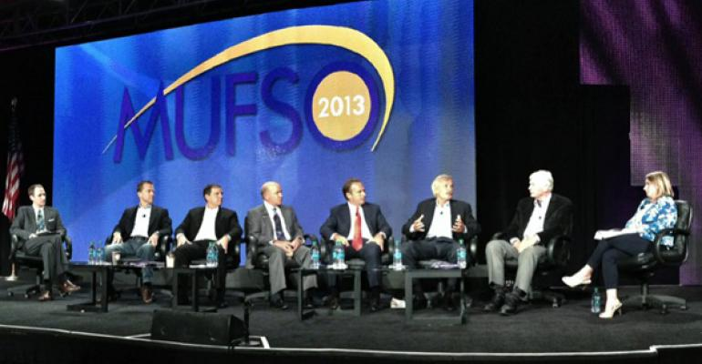 Executives discussed key issues facing the industry at the MUFSO CEO Panel