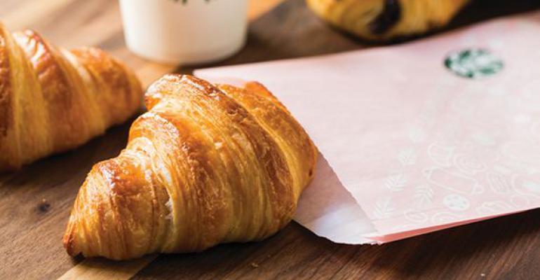 Starbucks Classic Croissant
