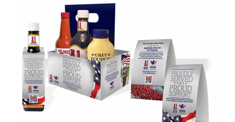 Kraft: 'Proudly Served in Proud Support' campaign a success