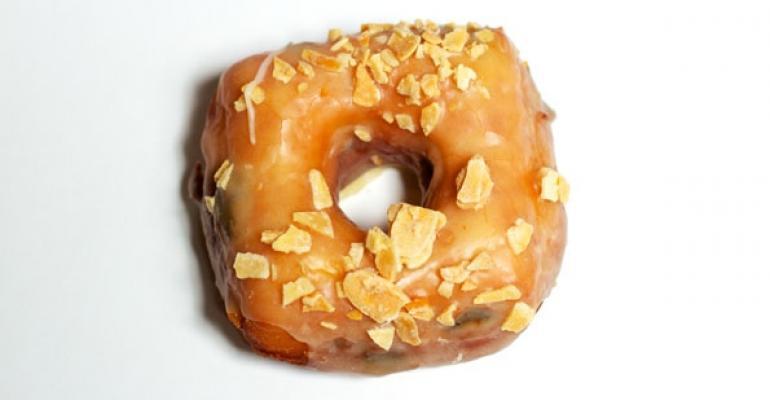 GBDs panettone doughnut