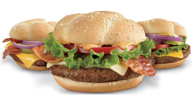 The year ahead for the big three burger chains