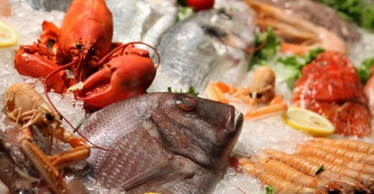 Consumers showing more interest in seafood