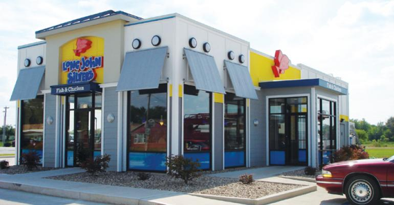 Video: Long John Silver's touts sustainability