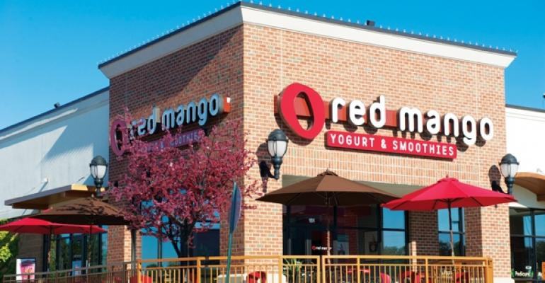 Red Mango tests expanded café menu, prototype
