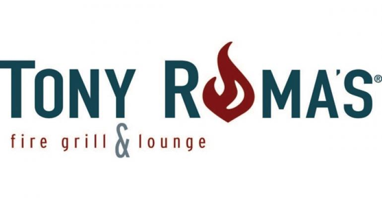 Tony Roma's discusses Fire Grill & Lounge rebranding
