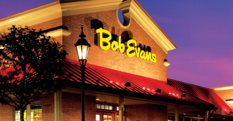 Bob Evans swings to profit in 3Q despite weather