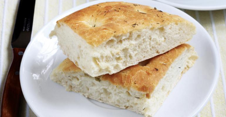 4 rising restaurant bread trends