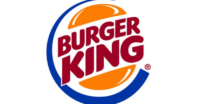 Burger King credits menu strategy for 1Q success