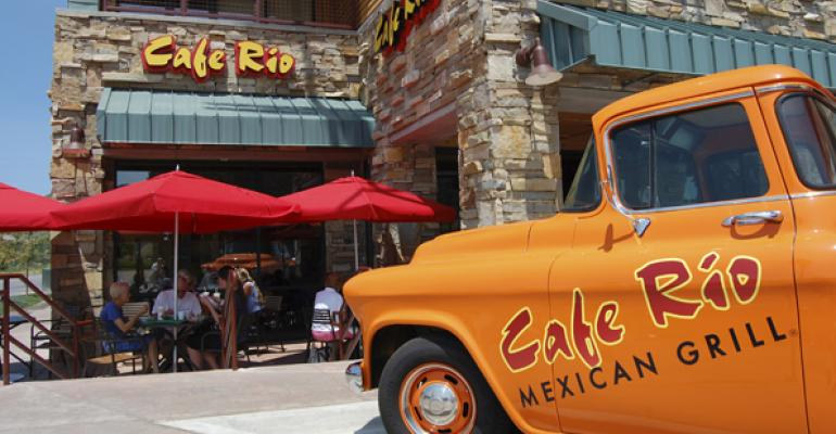 Café Rio rumored to be preparing for IPO
