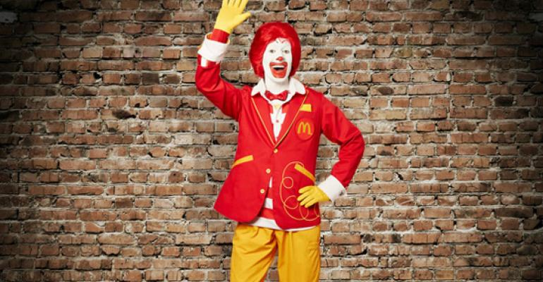 McDonald39s is updating its mascot39s look
