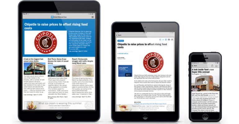 NRN unveils improved mobile app