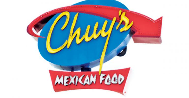 Chuy's 1Q same-store sales rise 4.2%