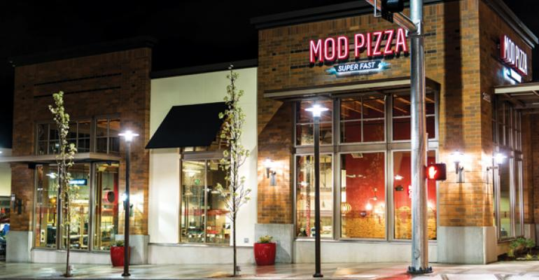 MOD Pizza accelerates growth with $15M funding