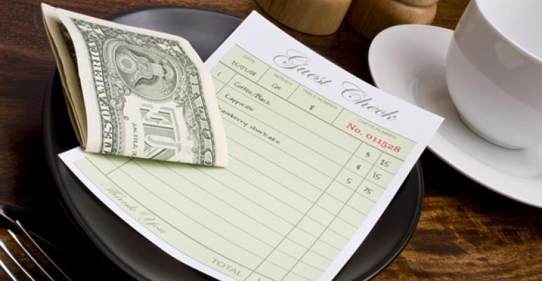 Report: April restaurant sales signal promising 2Q