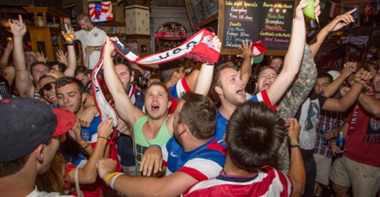 Fadoacute Irish Pubs welcomes World Cup revelers
