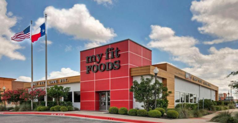 My Fit Foods names David Goronkin CEO