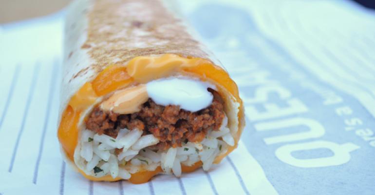 Taco Bell to launch burrito-quesadilla mash-up