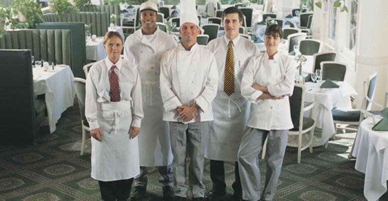 Foodservice industry adds jobs in May