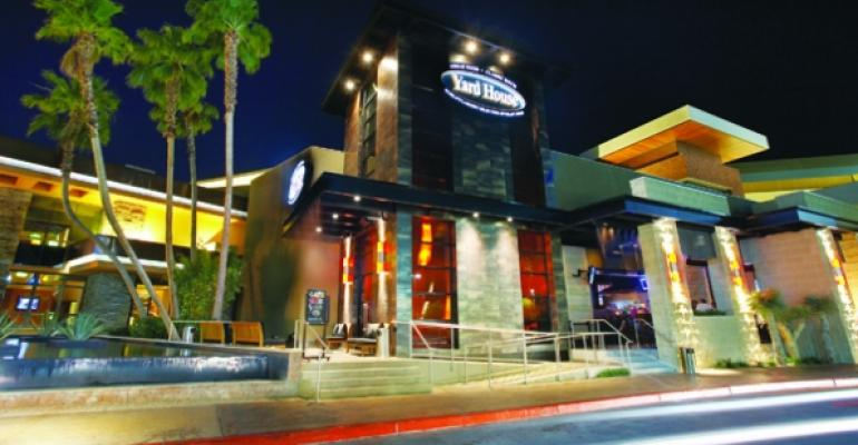 2014 Top 100: Why Yard House is the No. 2 fastest-growing chain