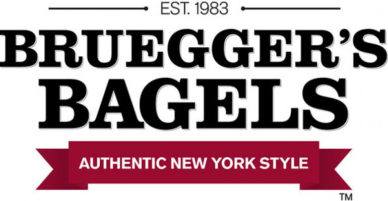 Bruegger's Bagels adds burgers to its menu