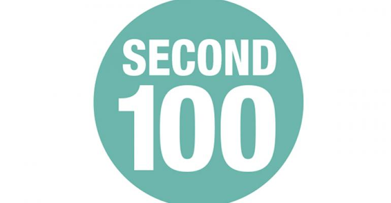 2015 Second 100: Estimated Sales Per Unit