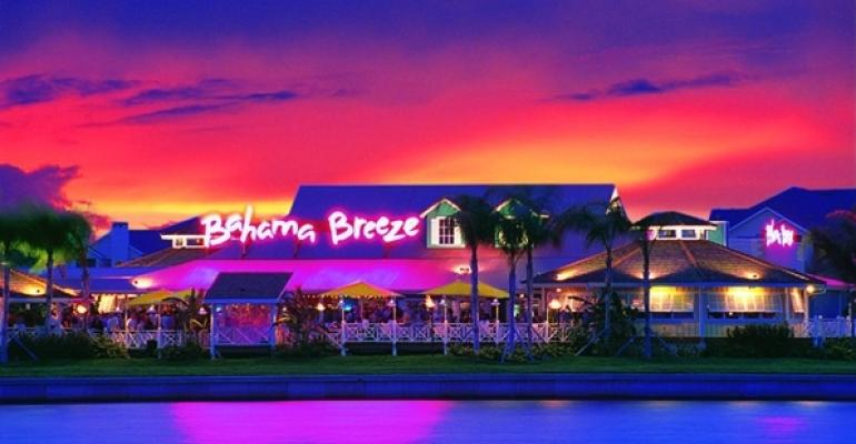 2014 Second 100: Why Bahama Breeze is the No. 9 fastest-growing chain