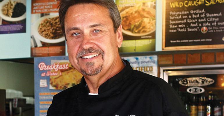 Chef Ray Martin