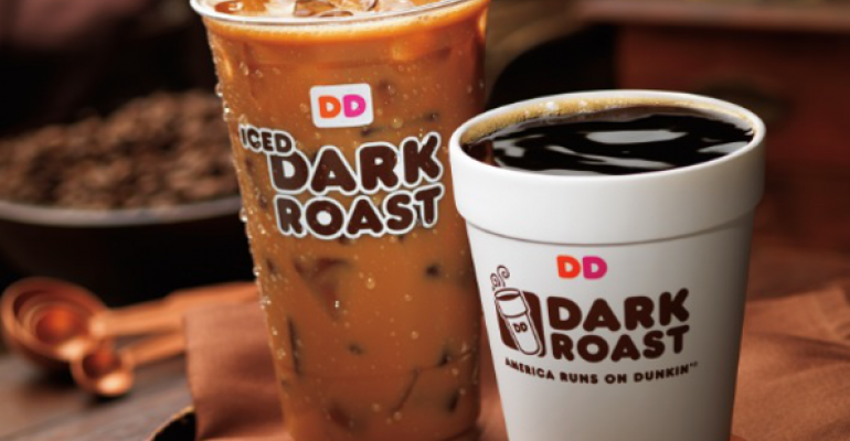 The Starbucksification of Dunkin' Donuts