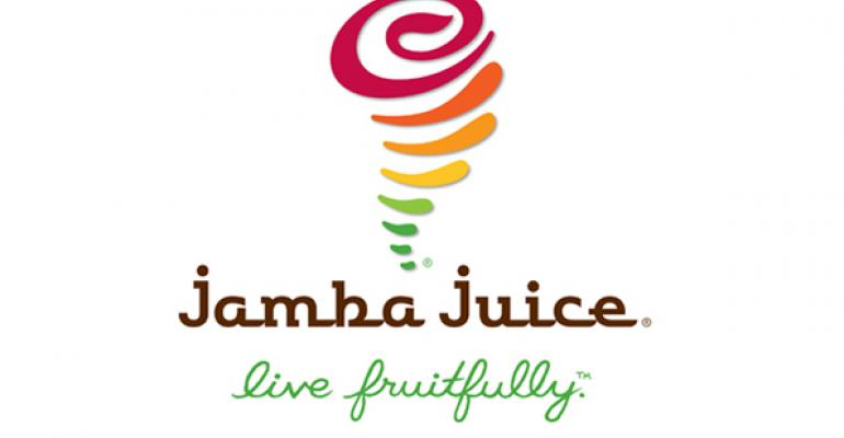 Jamba Juice introduces cold-pressed juices in Southern California