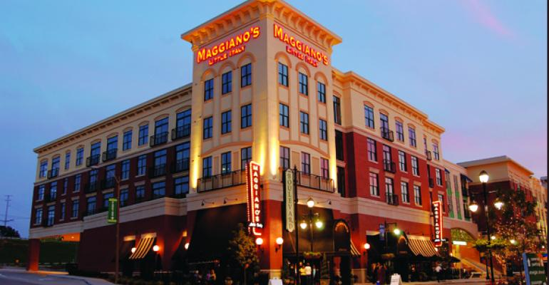 How Maggiano's dropped calories, kept flavor on its menu