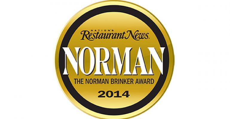 2014 Norman Award: J. Patrick Doyle