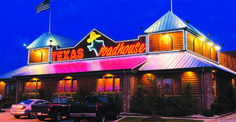 Lessons in Leadership: W. Kent Taylor, Texas Roadhouse