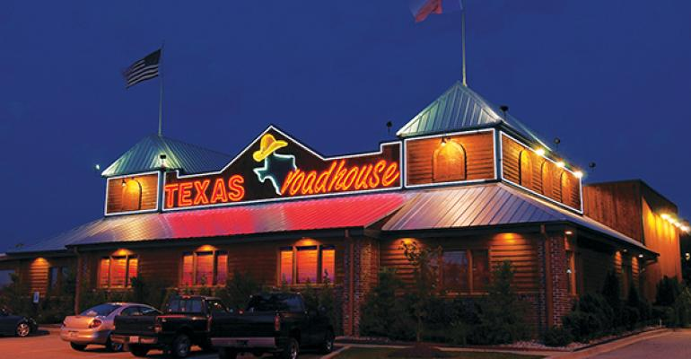 Traffic success stories: Texas Roadhouse