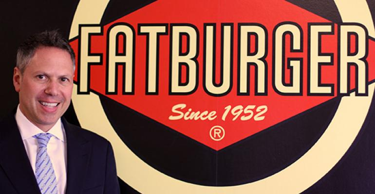 Andy Wiederhorn CEO of Fatburger