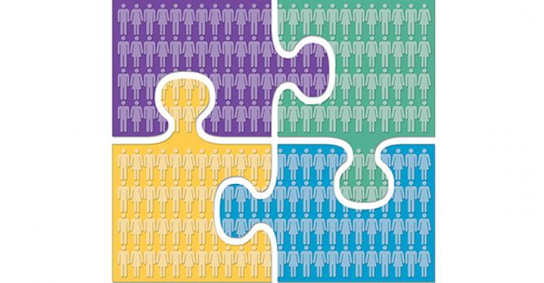 Infographic: Inside restaurant industry workforce diversity