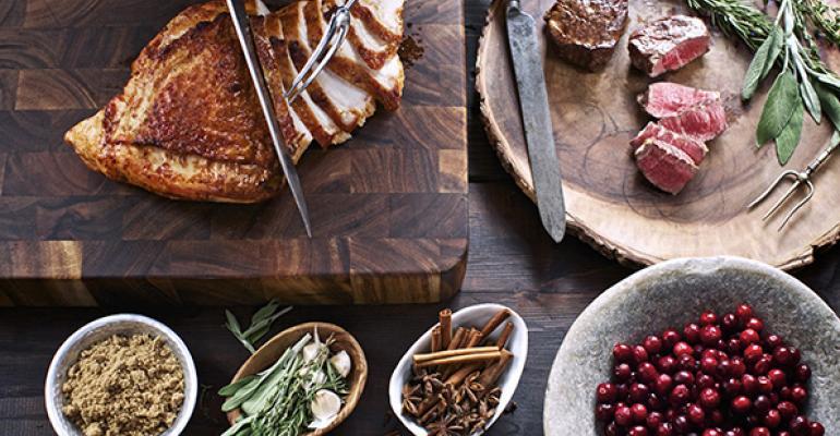 Restaurants extend Thanksgiving-themed LTOs beyond holiday