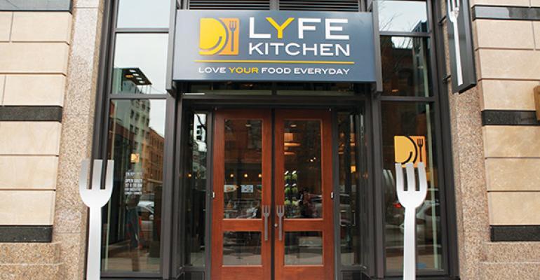 LYFE Kitchen readies first New York restaurant