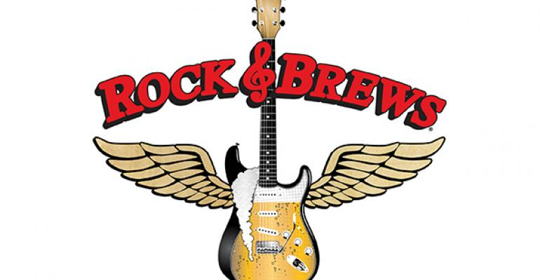 Rock & Brews names Mike Reynolds first CEO